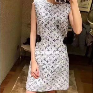 Ladies sexy LV dress